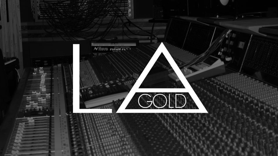 LA GOLD RECORDS - RECORDING STUDIO