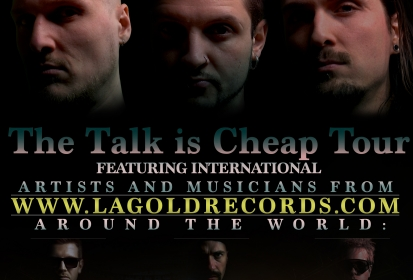 LA GOLD RECORDS – ONLINE SOCIAL MEDIA FOR MUSICIANS