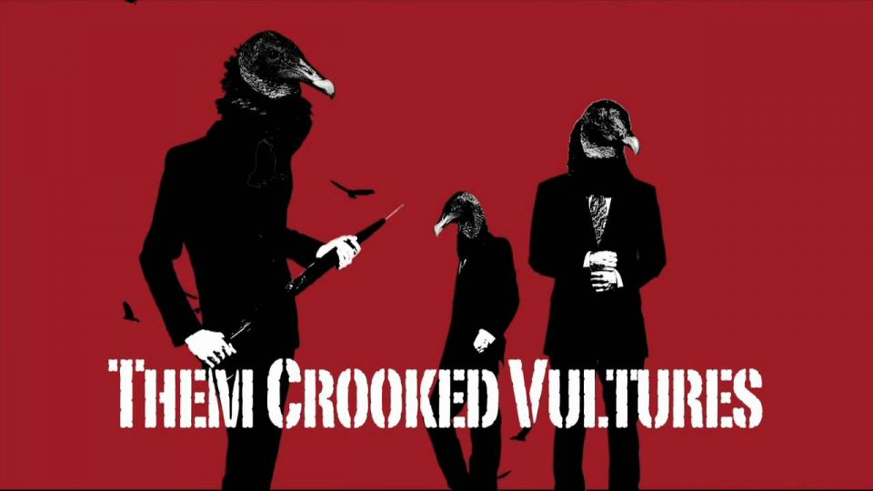 Them Crooked Vultures - LA GOLD RECORDS