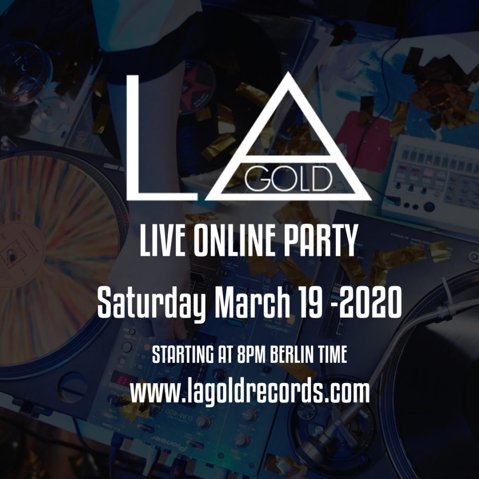 LA GOLD RECORDS EVENTS
