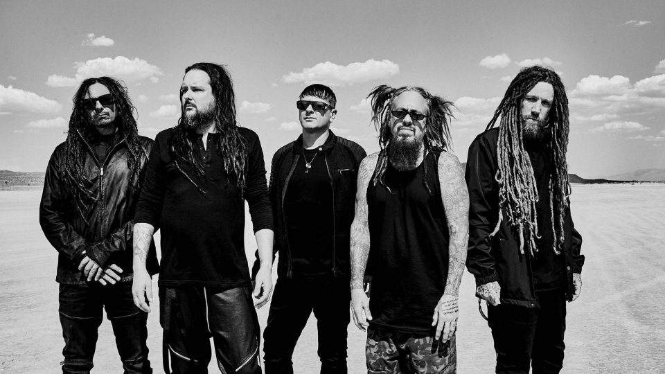Korn - New Single - Cold