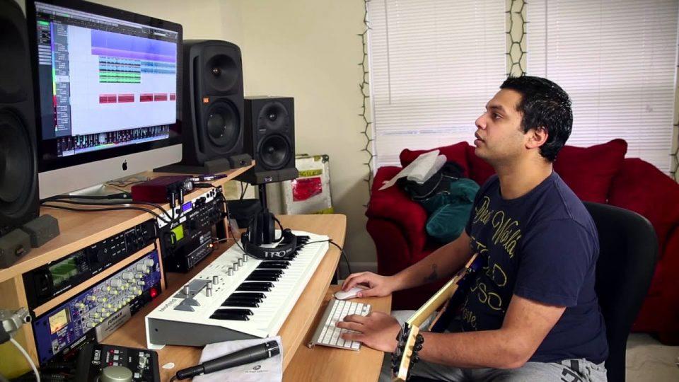 Misha Mansoor's Guitar Recording Tips