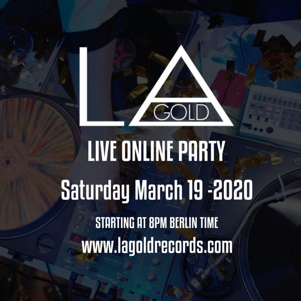 LA GOLD RECORDS EVENTS