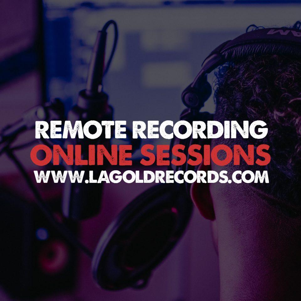 LA GOLD RECORDS | REMOTE SESSIONS
