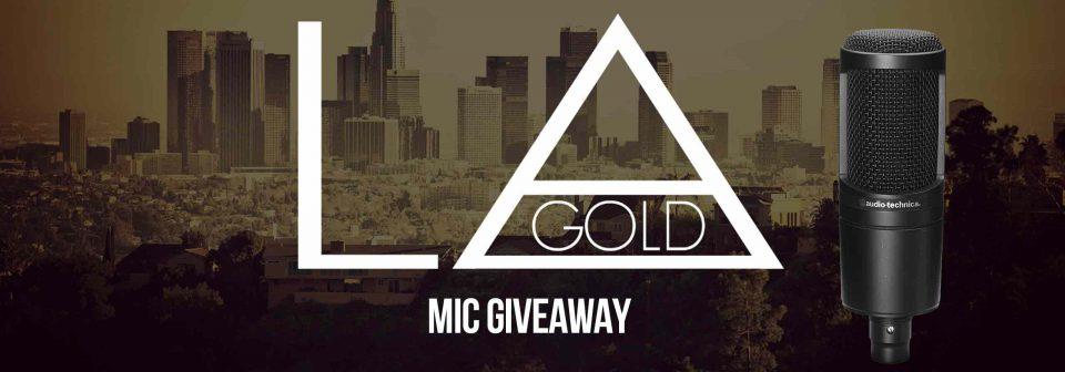 L-A Gold Giveaway