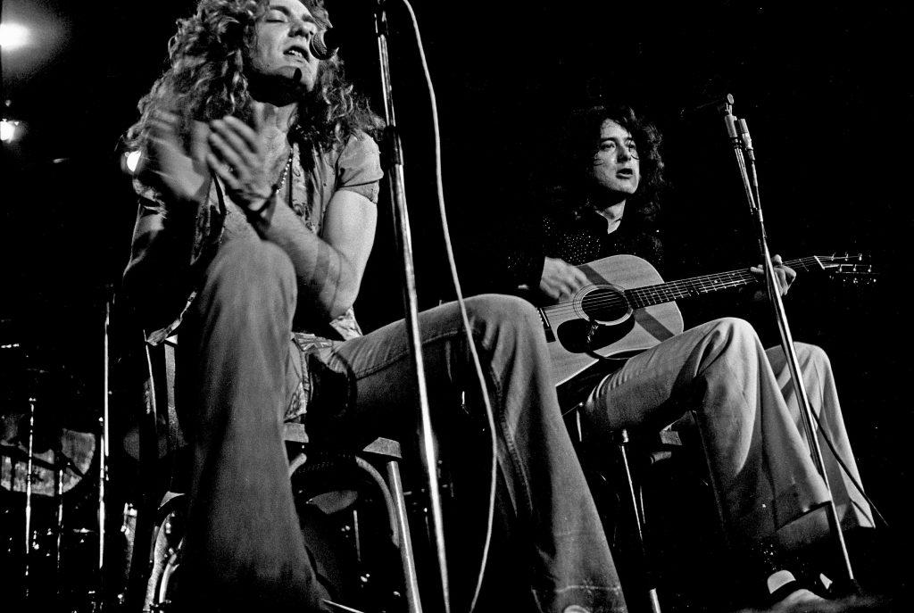 Led Zeppelin   Court Cast   News